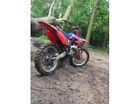 Honda Cr 125 2003 l@@k not ktm rm kx