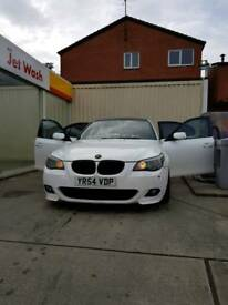 Bmw e60 530d automatic only 102k miles