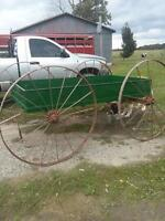 Antique Wagon For Sale