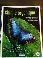Chimie organique 1