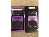 Behring Distortion Overdrive OD300 Boxed