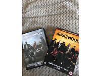 Kidulthood and Adulthood DVDs