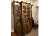 Oak cabinet for sale!