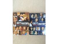 Grey's Anatomy season 5 and 6 boxsets