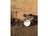 Tiger drum set (3piece)