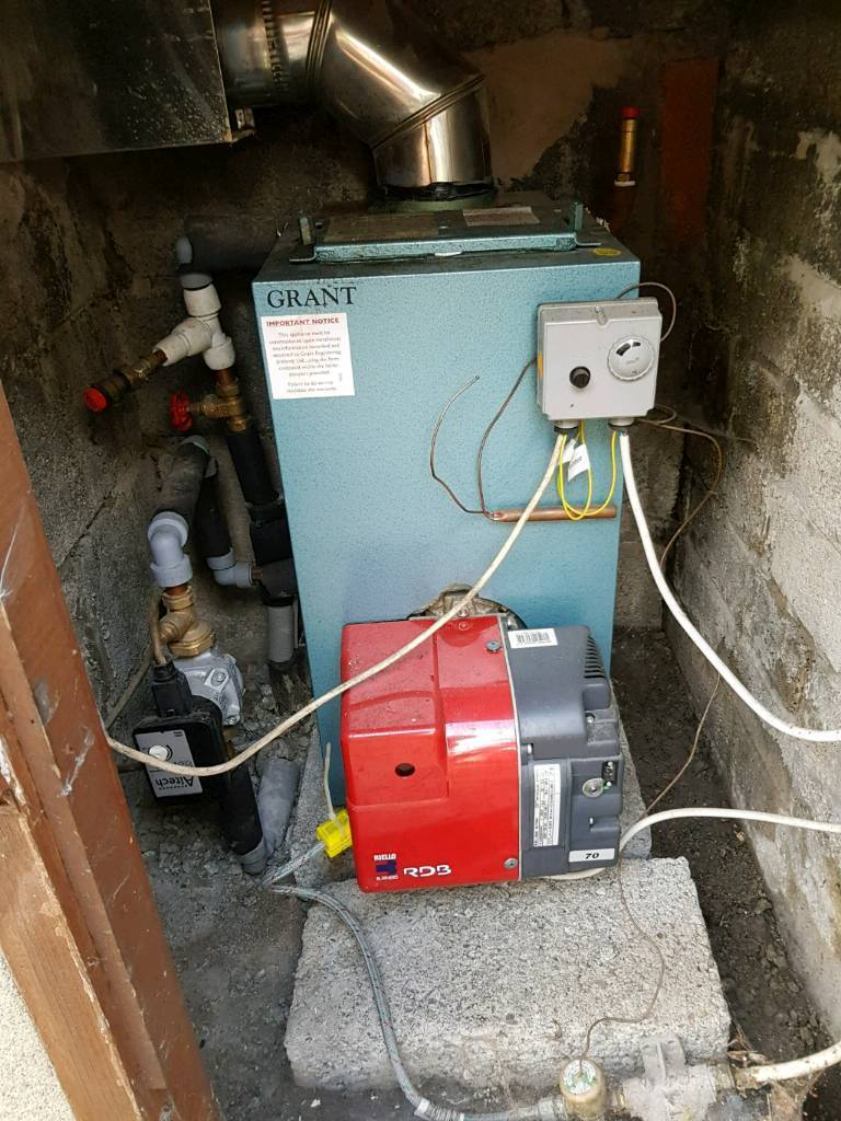 Grant oil boiler Burner sold sold sold | in Dundonald, Belfast | Gumtree