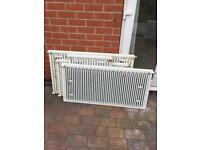 Selection of single radiators