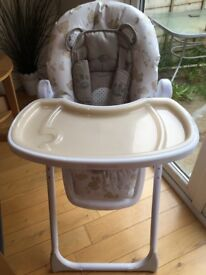 Mothercare highchair / baby chair