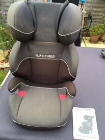 Cybex High Back Booster Kid / Child Seat