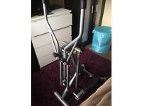 Running keep fit exercise machine