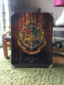 Harry Potter canvas poster