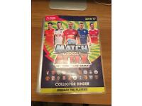 Match Attax 2016/17 - swaps