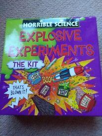 Horrible Science Set