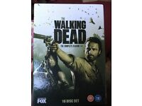 The walking dead box set 1-4