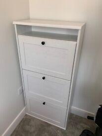 IKEA Brusali shoe cabinet