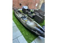Ocean Kayak XXL fishing Kayak tandem.