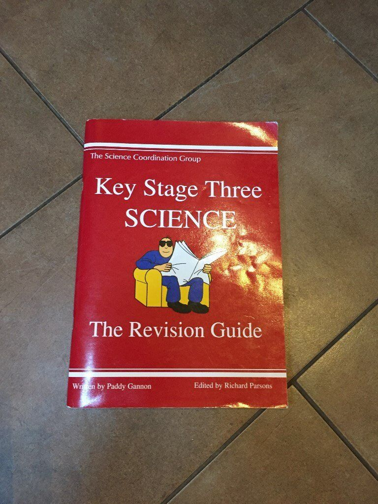 Key stage 3 - Science revision textbook