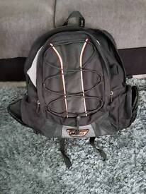 Motorcycle rucksack