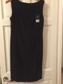 New Next Black Shift Dress