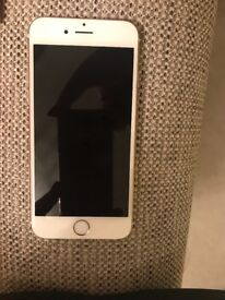 Apple iPhone 6S 16gb gold unlocked