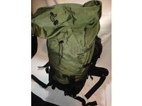 100 litre Rucksac - Backpack - Dutch Army Surplus