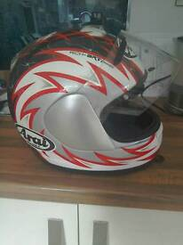Arai helmet for sale size medium
