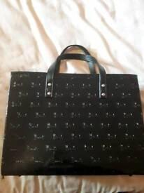 Harrods bag handbag new .