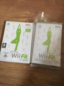 wii fit with wii fit board offers
