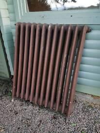 Victorian radiators