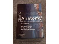 Gray's Anatomy for Students Flash Cards 2nd Edition