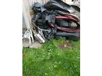 Honda PS PES PSI 125 PARTS