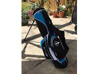 Junior Golf Clubs and Golf Bag