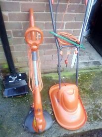 Lawn mower and strimmer *BARGAIN*