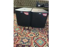 Alto T512S Powered Active subwoofers