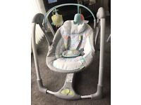Brand new Ingenuity baby swing for sale