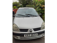 Renault, CLIO, Hatchback, 2005, Manual, 1149 (cc), 5 doors