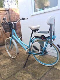Dutch Ladies Bike - Volare Lolz 17inch frame