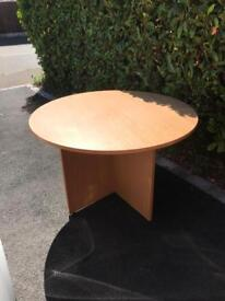 Beech Round Table (Mint)