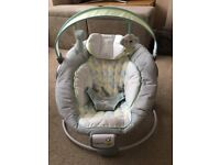 Baby bouncer - Ingenuity soothe and delight