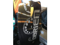 Obrien Wake board, used twice in very good condition
