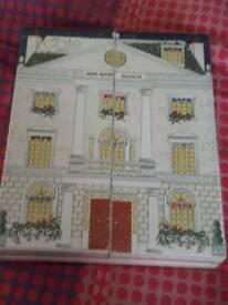 Ciate London Mini Mani Manor Advent Calendar
