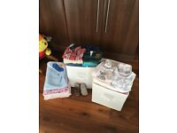 Baby and kids clothes and shoes (boys and girls)