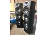 Wharfdale Valdus 500 Floor Speakers