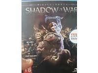 Ps4 - Lord of the rings - shadow of war