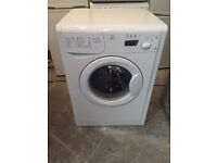 Digital INDESIT WIXE127 Washing Machine Fully Working with 4 Month Warranty