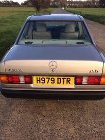 Rare 2.6 Mercedes sportsline
