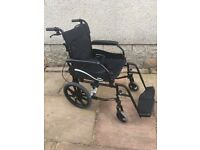 Brand New Karma Wren 2 Wheelchair With Gel Cushion For Sale