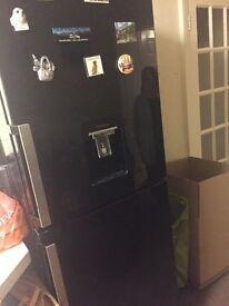 Beko fridge freezer for sale six months old