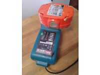 Makita DC1804T charger and PA18 battery pack central London bargain
