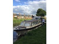 Boat Classic ensign grp motor cruiser for sale